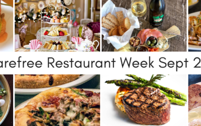Carefree's Fall Restaurant Week September 29 – October 5