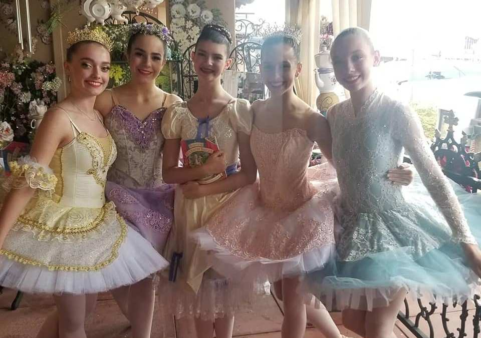 Nutcracker Tea Party – December 2020