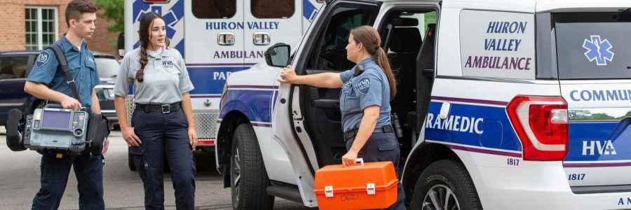 Aspiring Paramedics