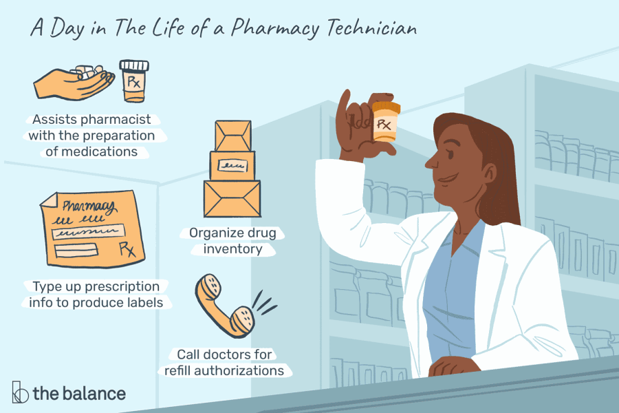 4 Qualities That Make A Great Pharmacy Technician