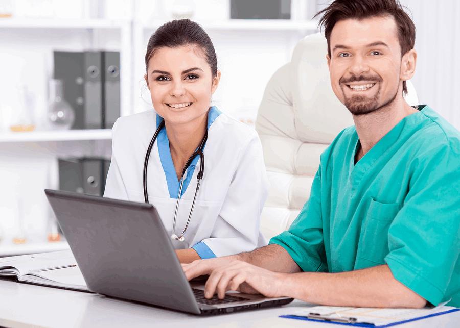 Medical scribe career outlook