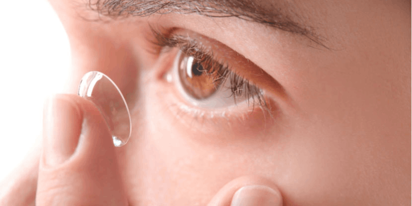 Contacts lenses
