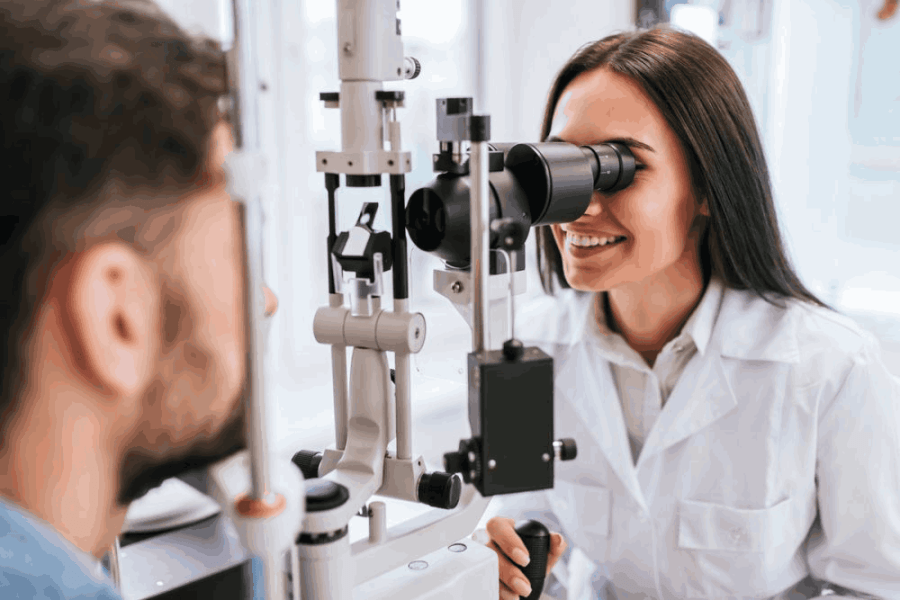 Certified Ophthalmic Assistant Skills and Qualifications