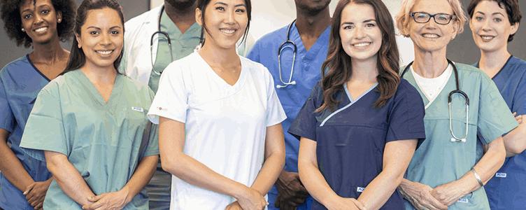 Nursing salaries in the US