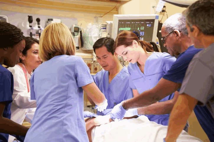 The Diagnostic Staff