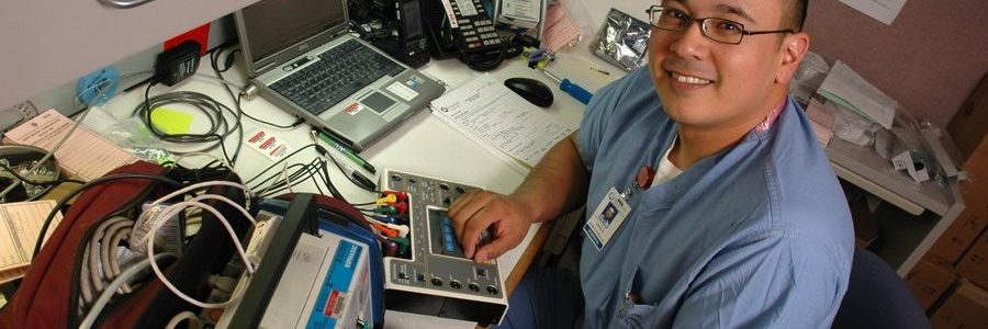 Who are Biomedical equipment technicians?