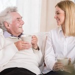 Helping your elderly loved one be happy