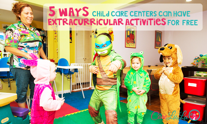 5 Ways Child Care Centers Can Have Extracurricular