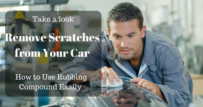 Care my Cars - Remove Scratches
