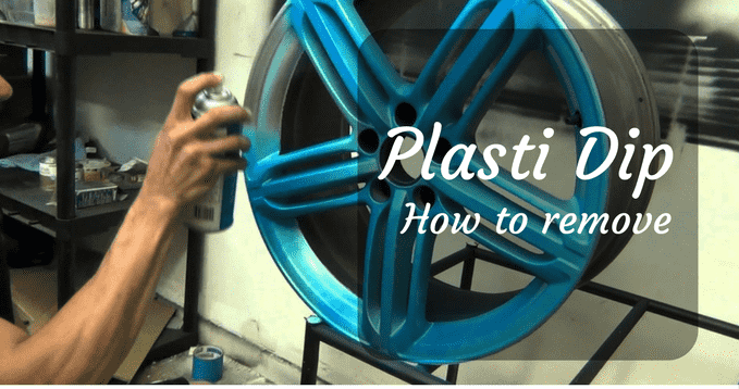 Care my cars | Plasi Dip - how to remove