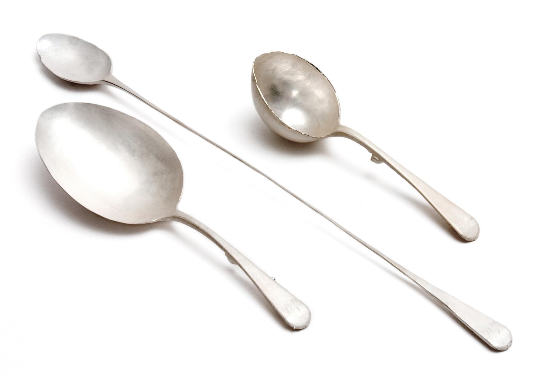 georgian teaspoons