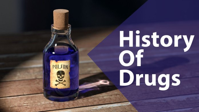 History Of Drugs