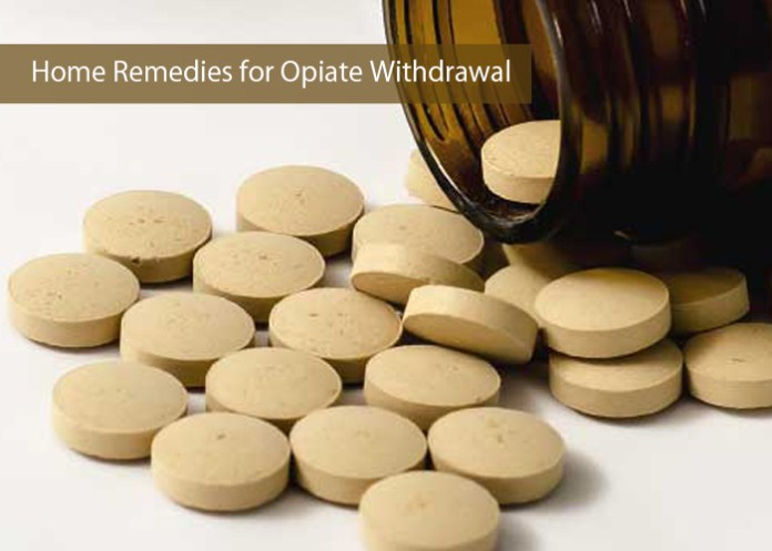 Home Remedies for Opiate Withdrawal