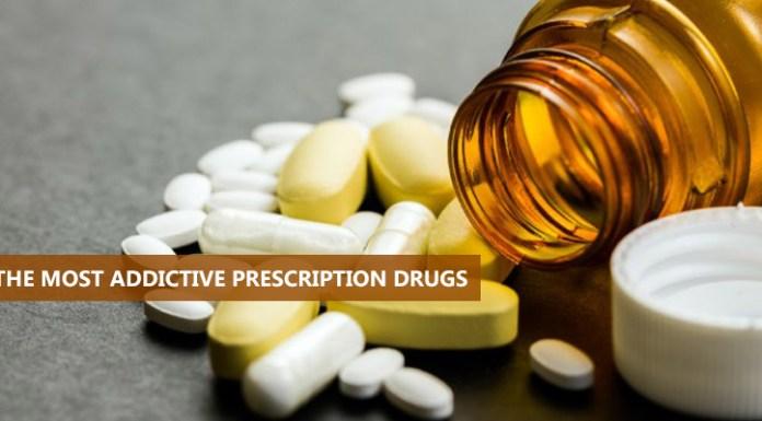 The Most Addictive Prescription Drugs