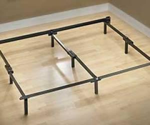 5 Zinus Compack 9 Leg Support Bed Frame