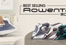 Best selling Rowenta steam Iron Reviews