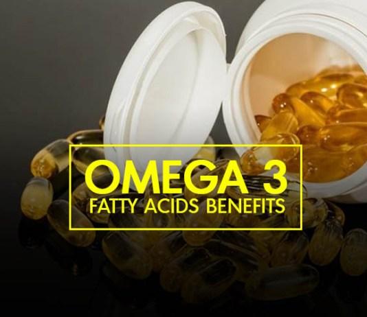 omega 3 fatty acid benefits