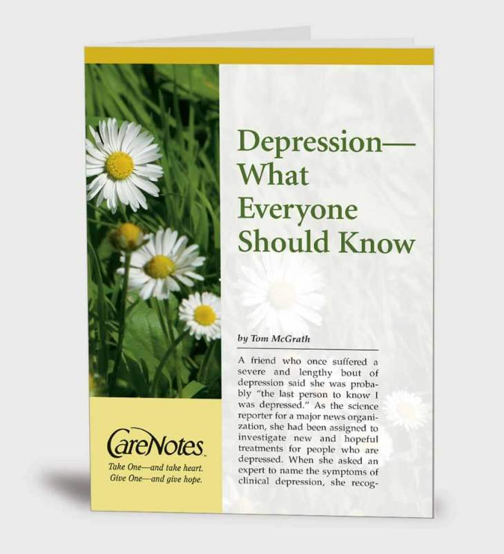 Depression – What Everyone Should Know
