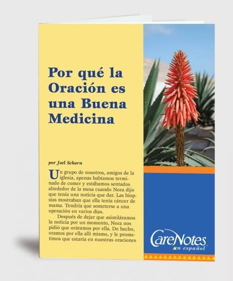 Why Prayer Is Good Medicine Spanish Version