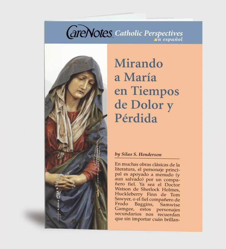 Looking to Mary in Times of Grief and Loss Spanish Version