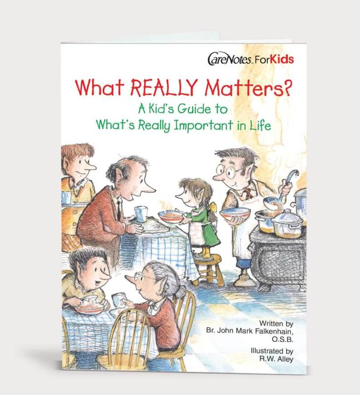 What REALLY Matters? A Kid's Guide to What's Really Important in Life