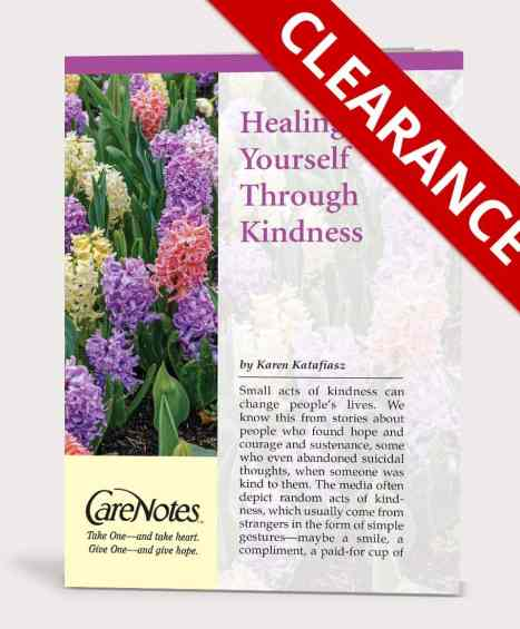 Healing Yourself Through Kindness