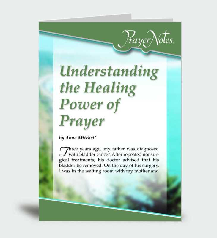 Understanding the Healing Power of Prayer