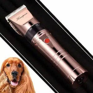 Hansprou dog shaver clippers