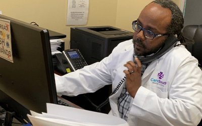 CareSouth Offering Telehealth Visits for Medical and Behavioral Health