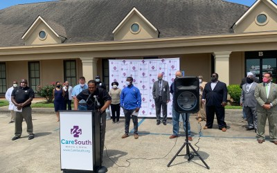 CareSouth opens COVID-19 Drive-thru Community Testing site in Plaquemine
