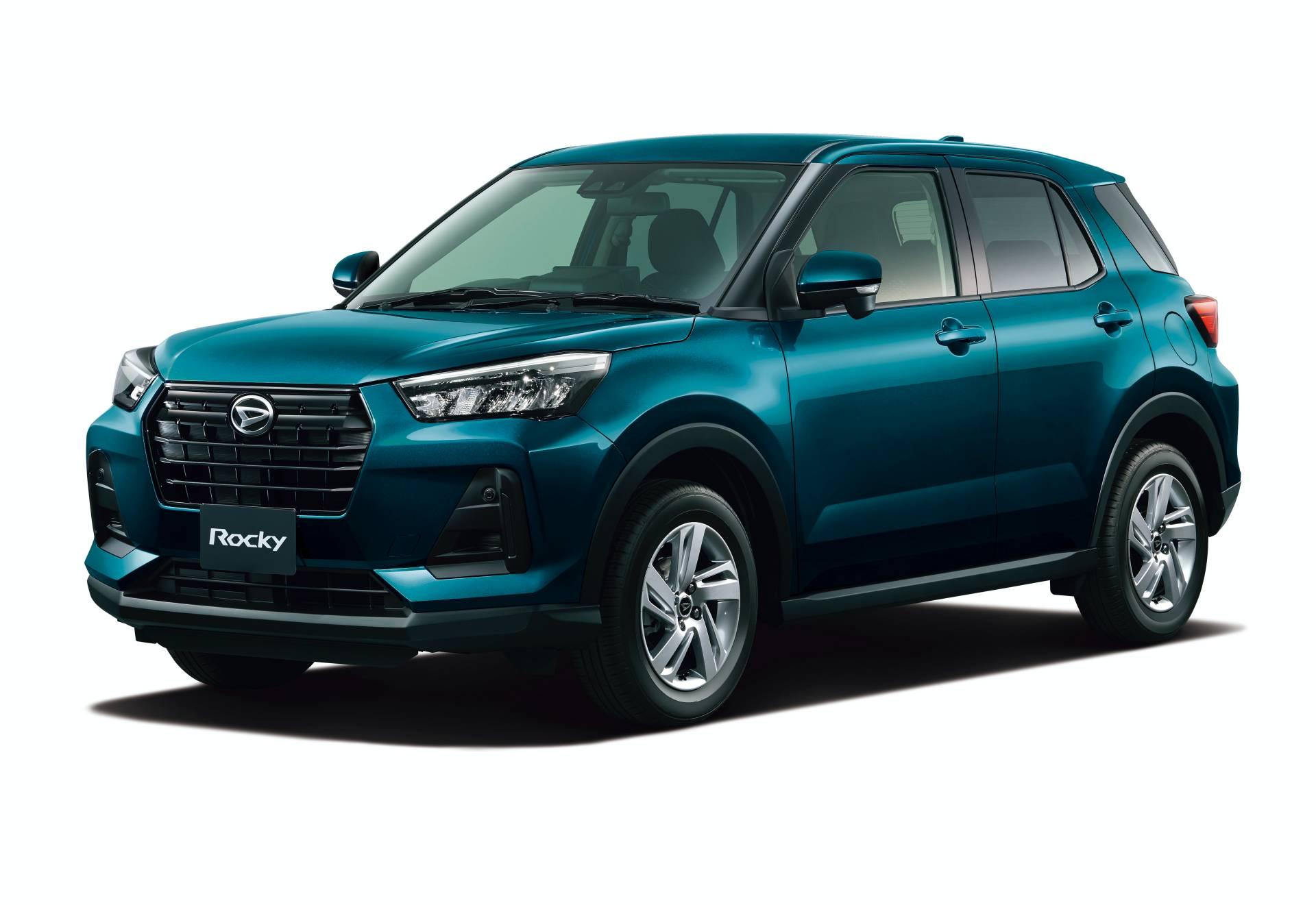 Harganya sendiri dibanderol mulai dari rp 492,8 juta hingga rp 592,5 juta. Daihatsu Rocky 2020 - lebih aksesori ditawarkan, harga sedikit mahal (dari RM64k)   Careta