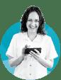 Verpleegkundige-icoon