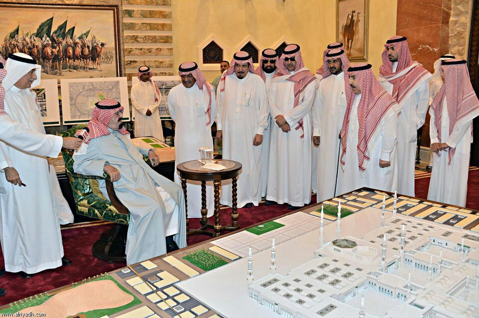 Masjid e Nabawi (S.A.W) expansion plan signed (2/6)