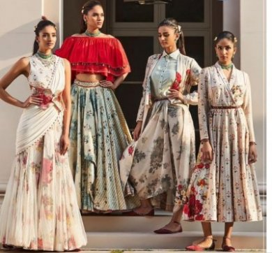 Unique guest outfits idea for indian wedding season in hindi