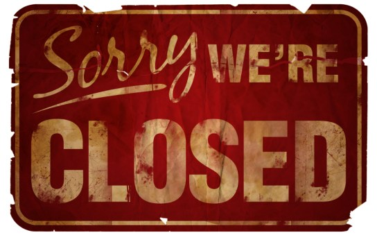 Image result for Church closed