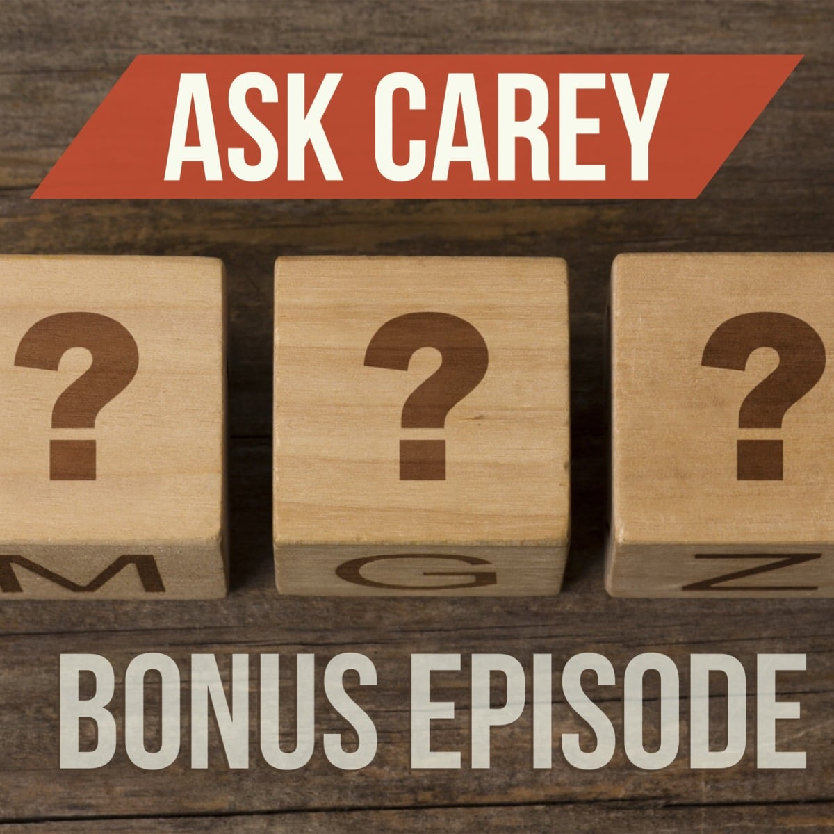 CNLP 202: #AskCarey Your Questions on How to Raise Money When No One Gives, Increasing Your Church's First Time Guest Count, The Art of Question Asking, and How to Improve Your Side Hustle
