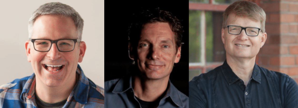 CNLP 110: Jeff Brodie, Carey Nieuwhof and Jeff Henderson on Navigating a Successful Transition: Stepping Out of And Into the Lead Pastor's Chair