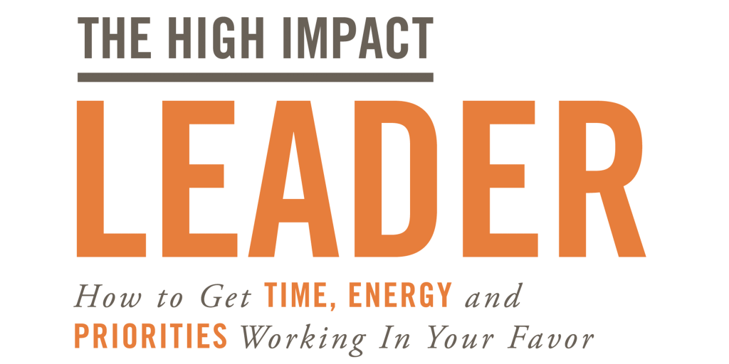 High Impact leader