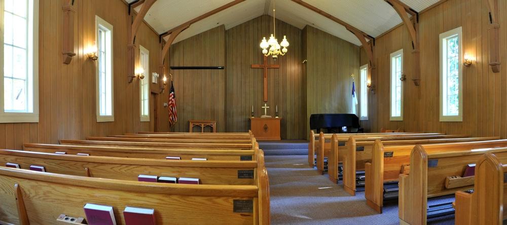small church