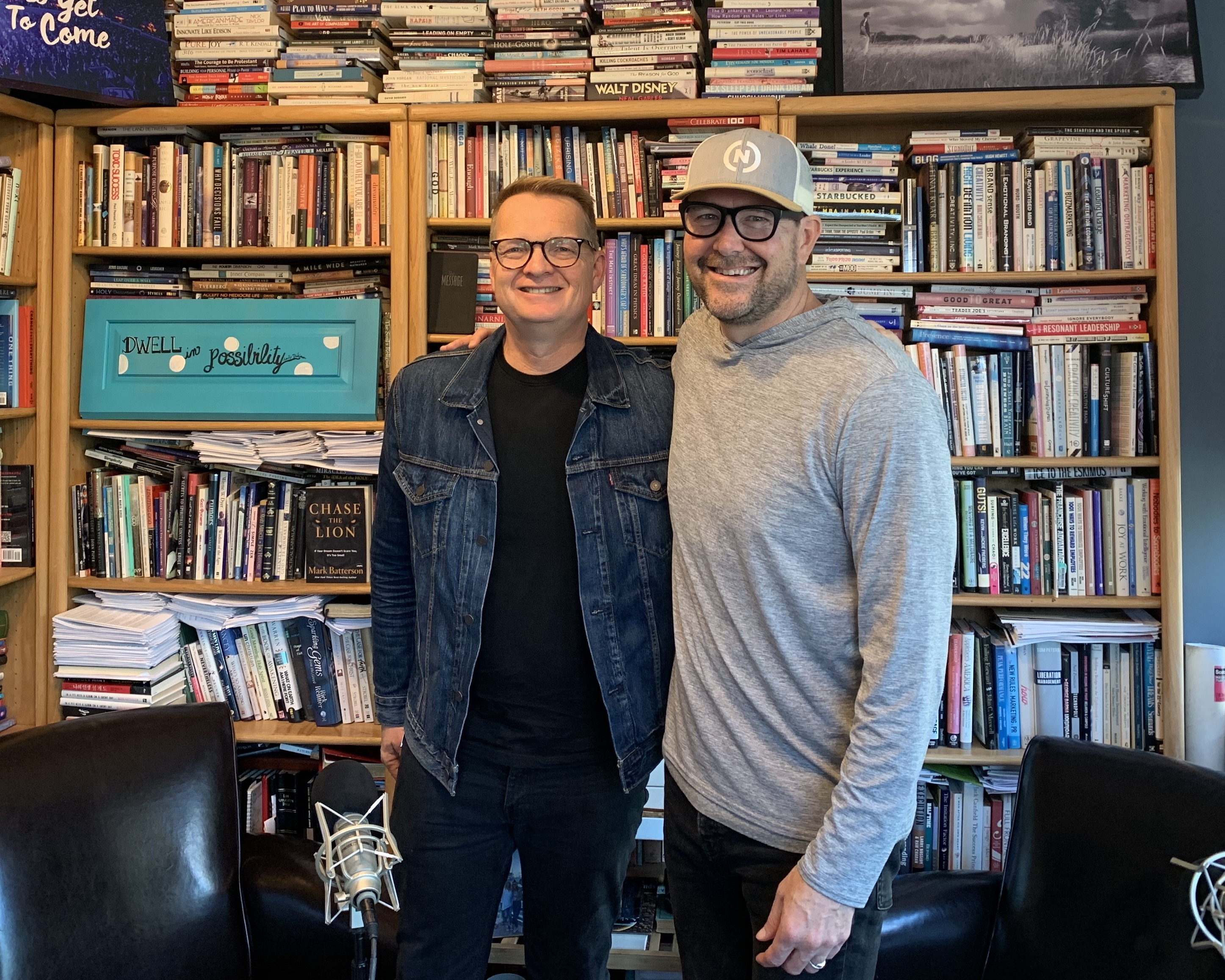 CNLP 296: Mark Batterson on How He Beat Overwhelm to Keep His Marriage Strong, Strategic Quitting and Continual Innovation and Why Blessing and Generosity Aren't Tied to the Prosperity Gospel