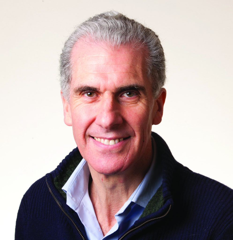 Headshot of Nicky Gumbel
