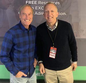 Jim Tomberlin and Warren Bird