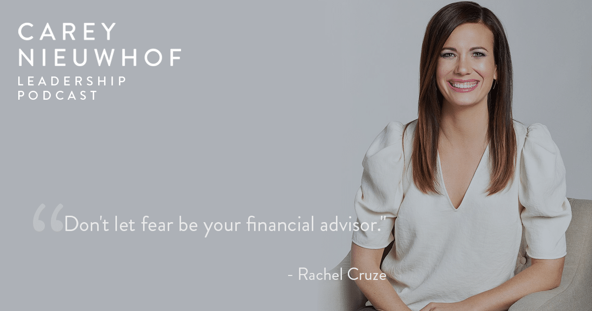 CNLP 392: Rachel Cruze on Your 7 Money Motivations, How to Make Financial Progress, and What Matters Most Financially Facing an Uncertain Climate