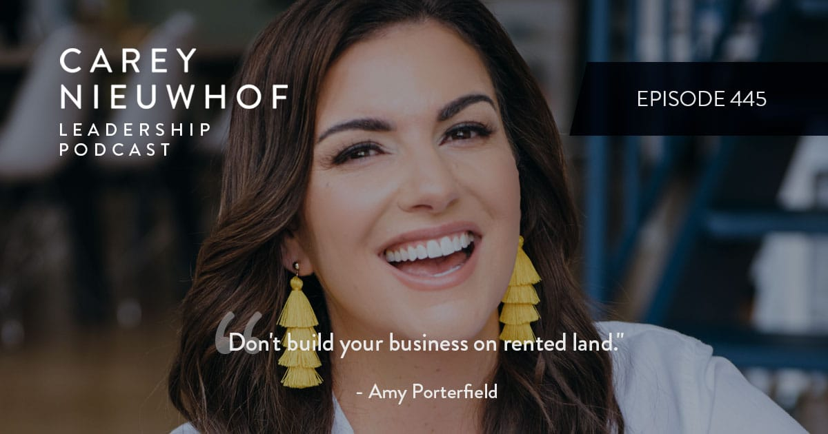 CNLP 445: Amy Porterfield on How to Grow Your Online Audience, What She Learned from Working with Tony Robbins, and Common Marketing Mistakes Most Leaders Make