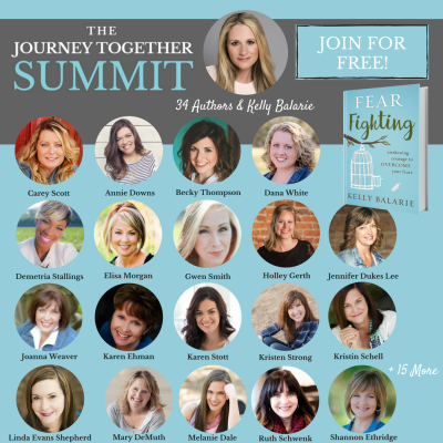 Journey Together Summit: it's FREE, it's online, and it starts Monday