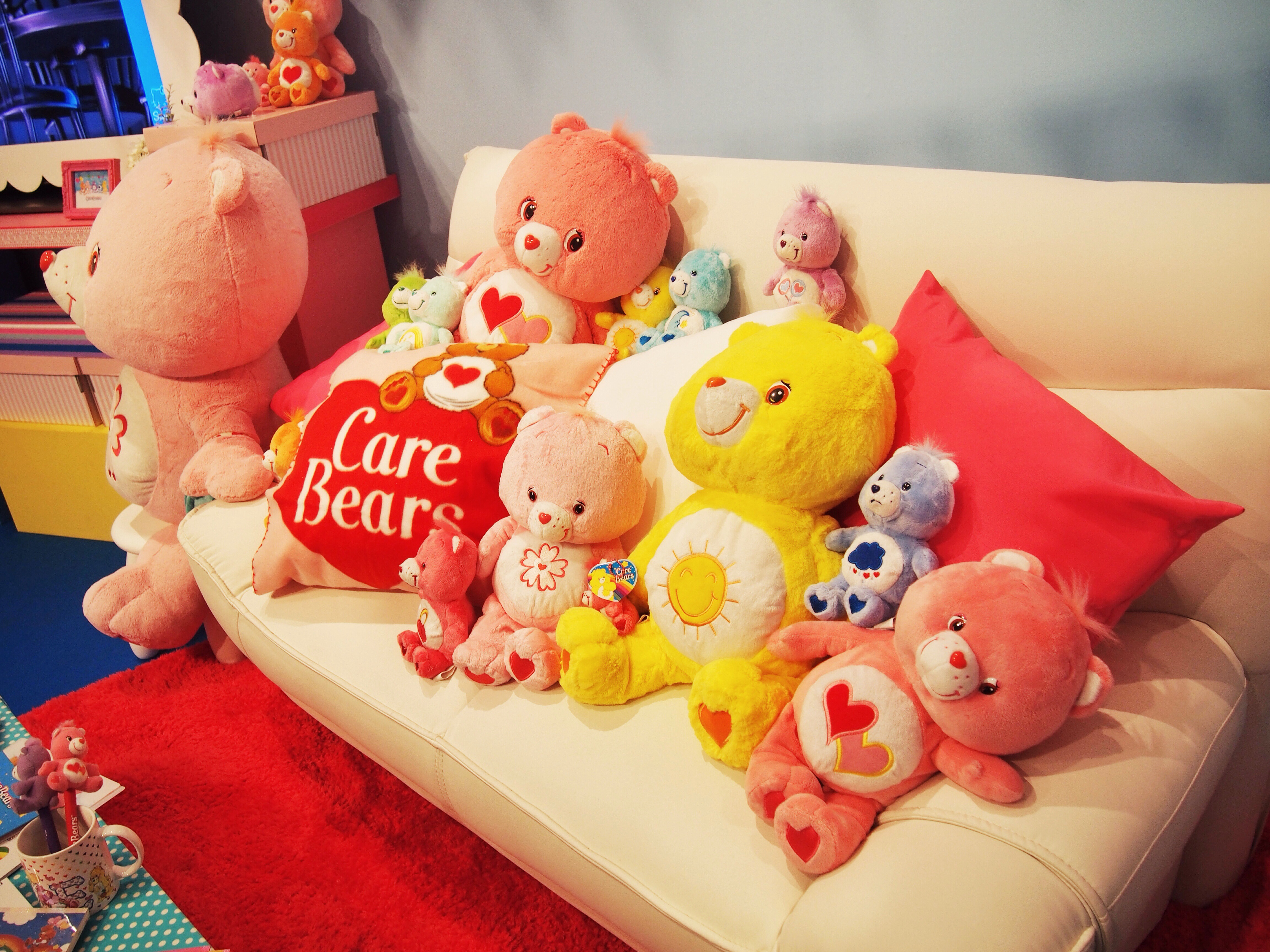 Little Twin Stars X Care Bears