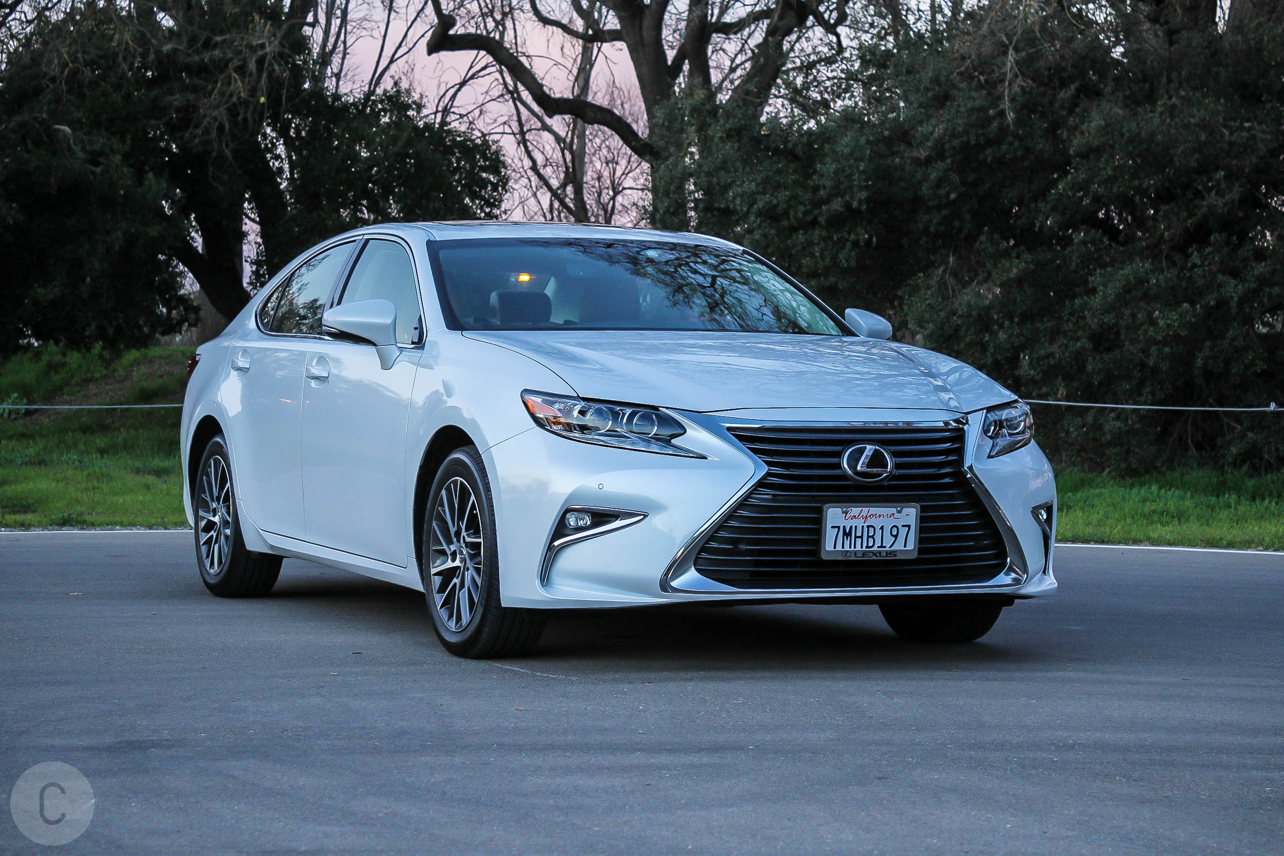 2016 Lexus ES 350 • Carfanatics Blog