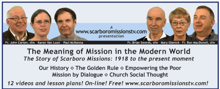 Scarboro Missions Videos