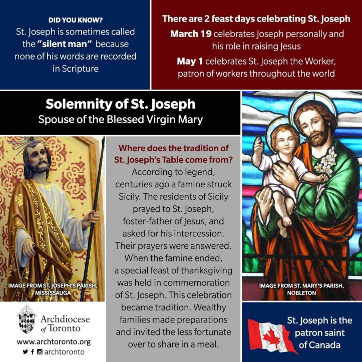 From the Archdiocese of Toronto