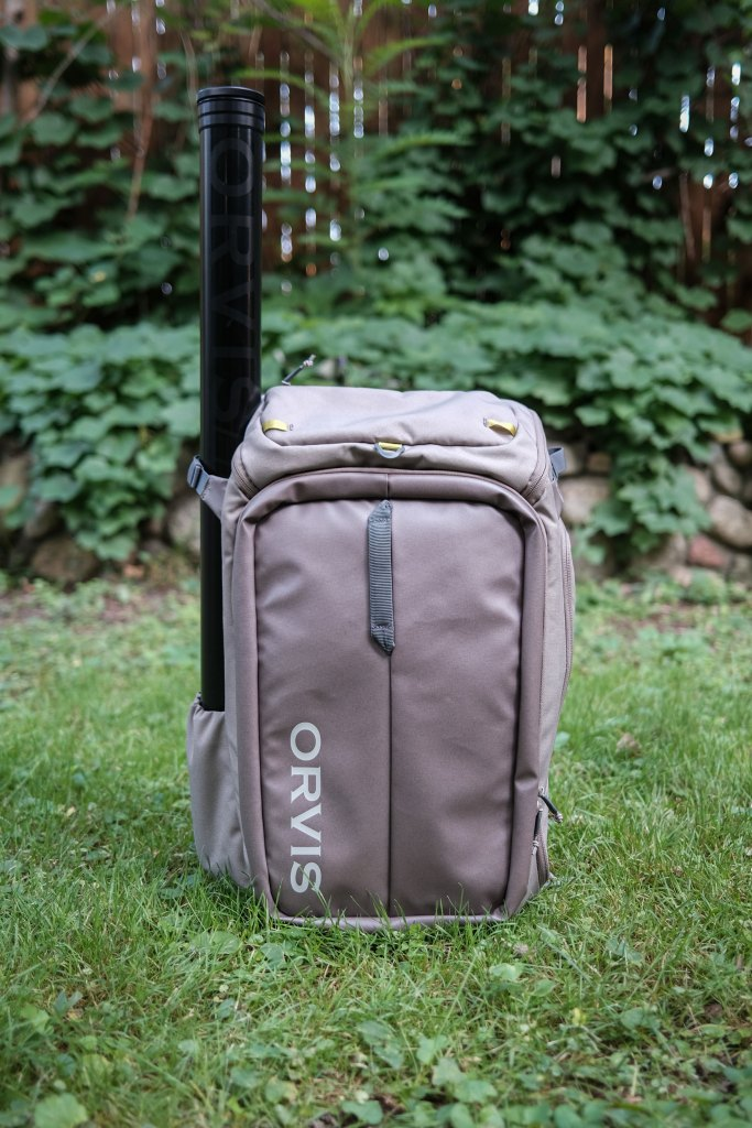 First Impression: Orvis Bug-Out Backpack